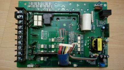 Плата частотного преобразовтаеля 7,5 кВт AS.4007H.20 STEP