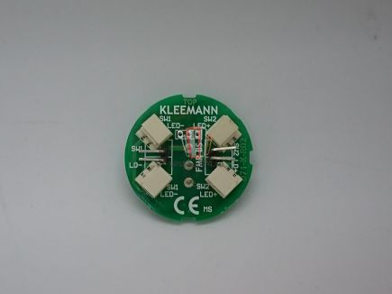 Плата кнопки вызова/приказа FRM BS Kleemann