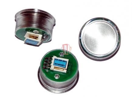 Кнопка КЛ-220-02 (красная) OTIS