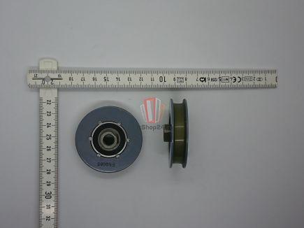 Ролик каректи D=58 мм ESHINE