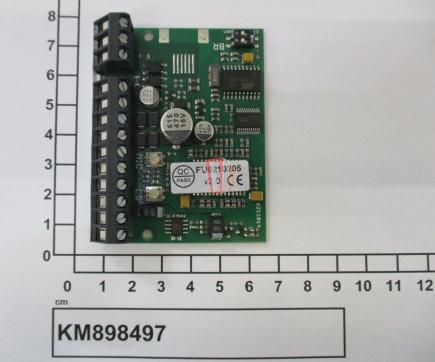 Плата KSF670 (FU6210205) KONE