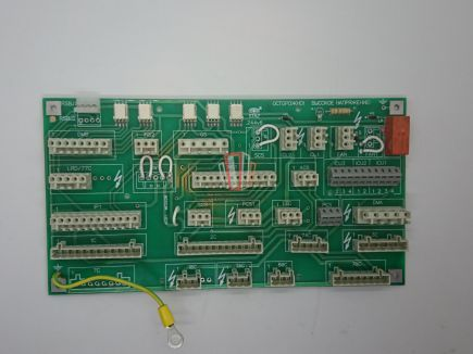Плата клемной коробки DR1 MCS220/ACD1 (крыша кабины) OTIS (STAZ 244v6)