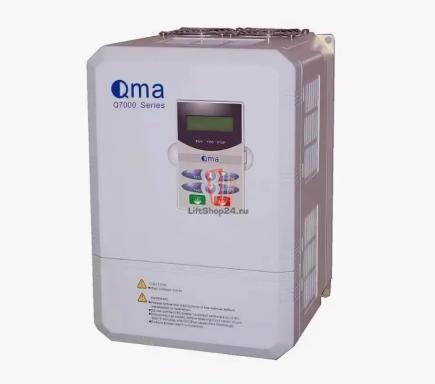 Частотный преобразователь Q-7000-EC 15kW (AC440V/H15HP) CANNY