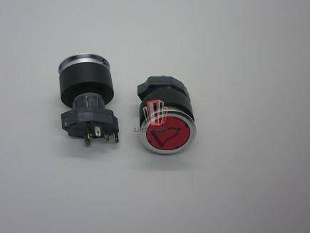 Кнопка вызова BKG (тип CTL красная)