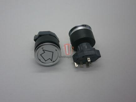 Кнопка вызова BKG (тип CTL белая)