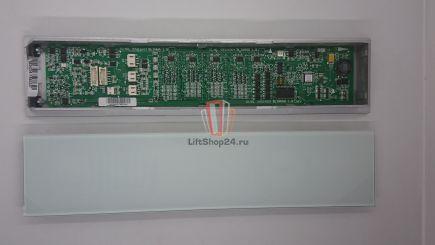 Индикатор положения кабины LIP LIP GS 300 V B SF (вертикальный, встроенный) SCHINDLER