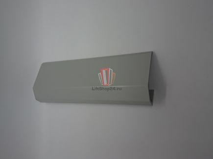 Ручка распашной двери L=245мм Fermator