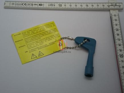 """Ключ портальный """"треугольник"""" Fermator"""