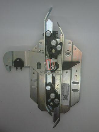 Отводка двери кабины, правая с замком CDL Premium PM Fermator