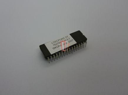 EPROM D7 для процессорной платы LCECPU NC версия R=6.8.7 KONE