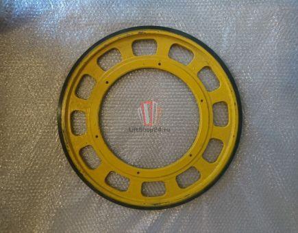 Шкив привода поручня эскалатора D=587мм М10 Schindler 9300