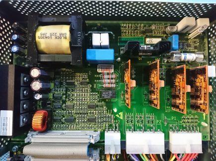 Плата управления PDB-I, 9 кВт OVF20 OTIS