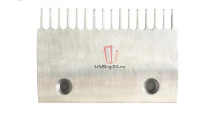Гребенка SCE центральная M1 16 зубов SIGMA