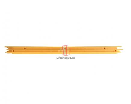 Демаркационная линия боковая правая желтая SIGMA