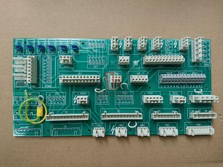 Плата клемной коробки DR1 MCS220/ACD1 (крыша кабины) OTIS (STAZ 111v5)