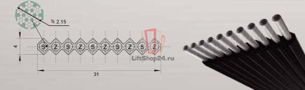 Тяговый ремень XP-B30