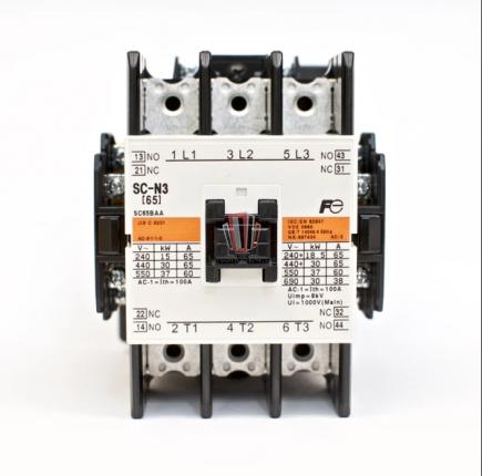Контактор SC-N3 110V SC65BAA Fuji Electric