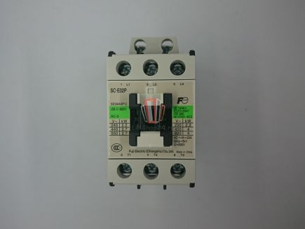 Контактор SC-E02P 220V SE09AAP-C Fuji Electric