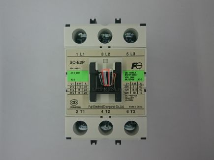 Контактор SC-E2P 110V SE41AAP-C Fuji Electric