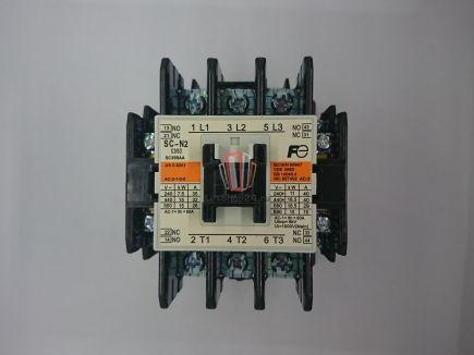 Контактор SC-N2 110V SC35BAA Fuji Electric
