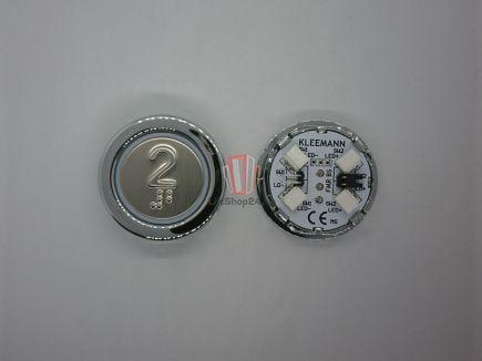 Кнопка приказа FMR BS 2 c Брайлем Kleemann