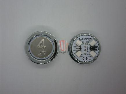 Кнопка приказа FMR BS 4 c Брайлем Kleemann
