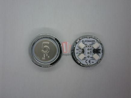 Кнопка приказа FMR BS 5 c Брайлем Kleemann