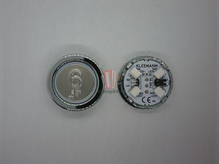 Кнопка приказа FMR BS 6 c Брайлем Kleemann