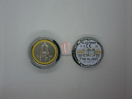 Кнопка приказа FMR BS вызов диспетчера c Брайлем Kleemann