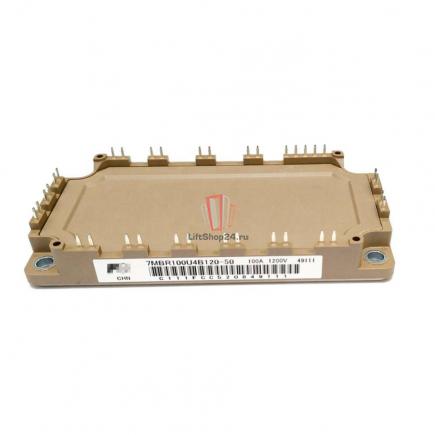 IGBT-модуль 7MBR100U4B120-50 Fuji Electric