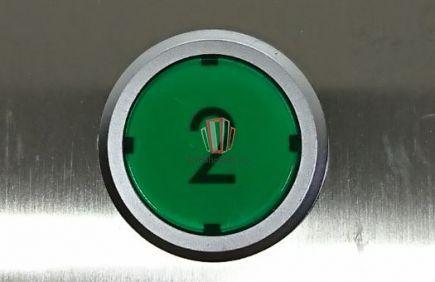 Кнопка вызова BKG (тип CTL 2)