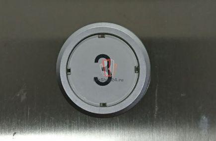 Кнопка вызова BKG (тип CTL 3)