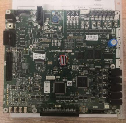 Плата управления P203778B000G01 Mitsubishi