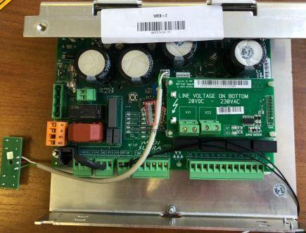 Блок привода дверей Hydra PLUS MIDI/SUPRA Wittur (WSE-2)