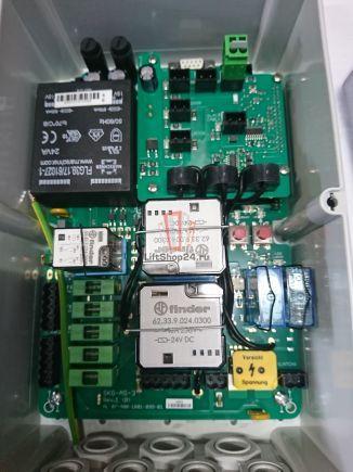 Главная процессорная плата AS3 SKG (METALLSCHNEIDER)