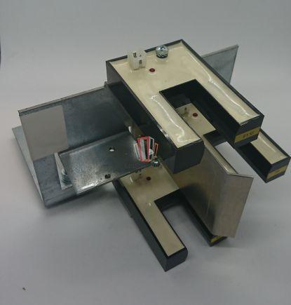 Комплект датчиков шахтной информации OSCILLATOR 12VDC 67X100X22MM KONE (3 датчика, с кронштейном и кабелем)