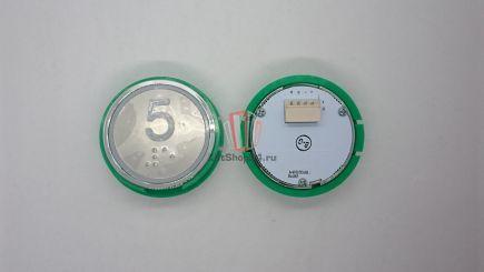 Кнопка приказа A4N135161 (5 этаж)