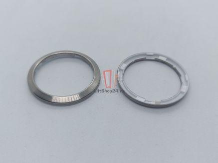 Металлическое кольцо шлифованное, обрамления (ободок) кнопки KONE