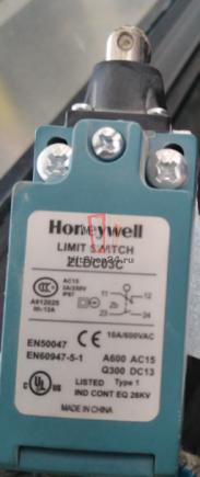 Концевой выключатель HONEYWELL ZLDC003C