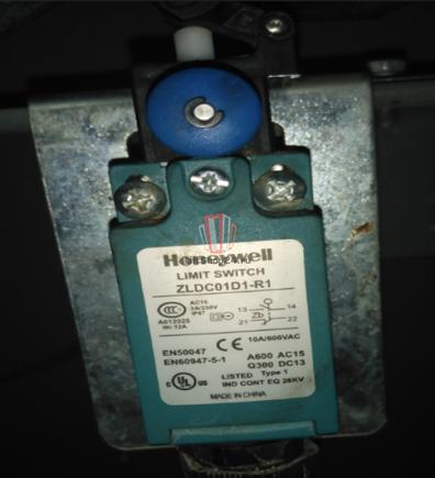 Концевой выключатель HONEYWELL ZLDC01D-R1