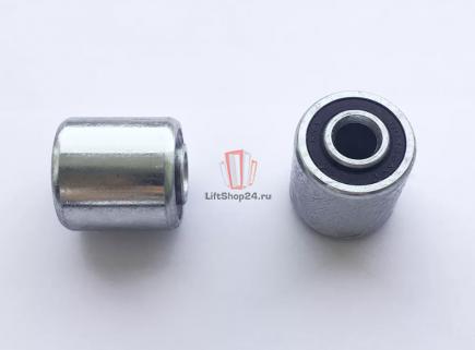 Ролик огибающей батареи балюстрады поручня металлический 506NCE OTIS