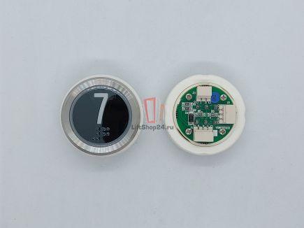 Кнопка приказа Doppler (7 этаж, синия, Y0809232B)