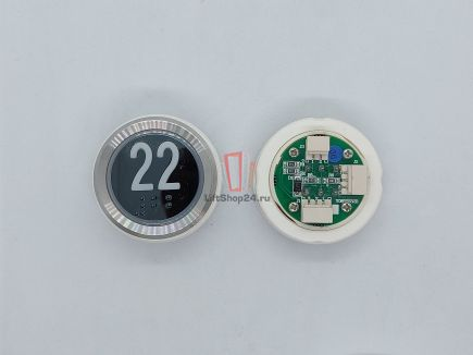 Кнопка приказа Doppler (22 этаж, синия, Y0809232B)