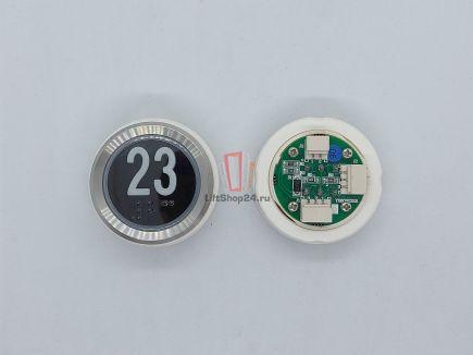 Кнопка приказа Doppler (23 этаж, синия, Y0809232B)