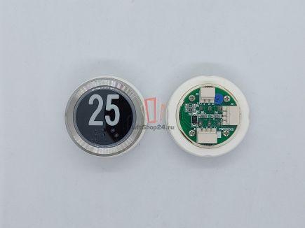 Кнопка приказа Doppler (25 этаж, синия, Y0809232B)