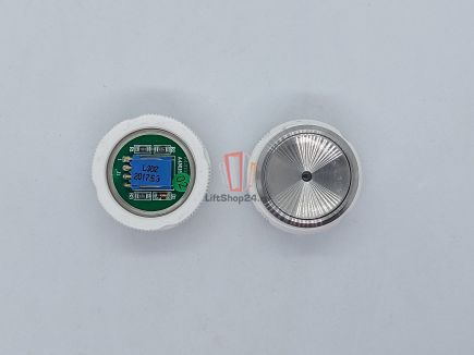 Кнопка антивандальная OTIS (подсветка зеленая)