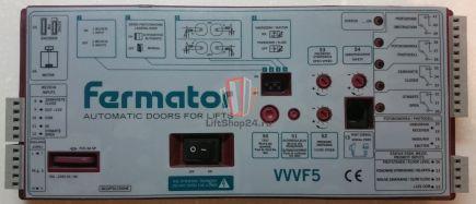 Блок управления приводом Fermator VVVF5