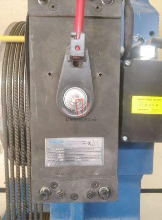 Тормоз электромагнитный DZD1-653