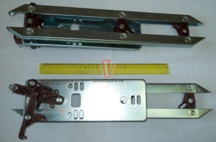 Отводка двери кабины, левая стандартная L=470мм Fermator