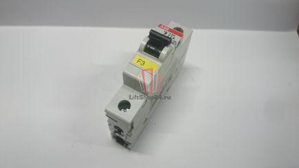 Автоматический выключатель ABB 1-полюсной S201 Z2 BKG